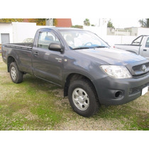 Toyota Hilux Cabina Simple Dx Td 2.5