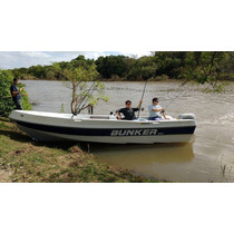 Lancha Bunker 550 Fishing 550 El Mejor Tracker Del Mercado !