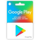 Google Play Gift Code 50 Usd - Solo Eeuu Store - Valhalla