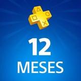 Psn Plus 12 Meses Envio Ya! Todas Juntas Ps4 Ps3 Psvita