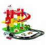 Estacion Duravit Autos Servicio Elevador 2 Rampas Pista 699