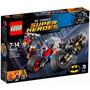 Lego Dc 76053 Super Heroes Batman Gotham City Cycle Chase