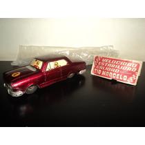 Torino Auto Goma Tio Marcelo Duravit Juguete Antiguo Vintage