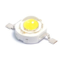 Led 3w Alta Luminosidad Blanco Frio 3 Watts 10 Unidades