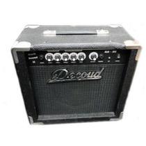 Decoud Rs26 Amplificador De Guitarra Nuevo Modelo 20 W. Rms