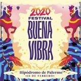 Entradas Festival Buena Vibra (envio Sin Cargo)