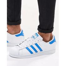 Zapatillas Adidas Superstar Originales Ultimos Pares!!!