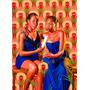 Cuadro Del Pintor Kehinde Wiley Impreso En Telacanvas 93x130