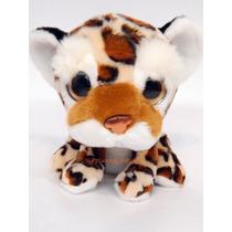 Felinos Tigre Leon Leopardo De Peluche Ojones