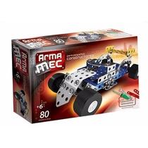 Armamec Juegos Didacticos Armar Mecano Encastre Microcentro