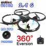 Drone Udi R/c U818a Camara Incorporada