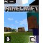Minecraft Juego Pc Original Microcentro