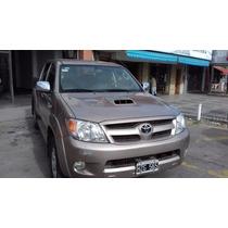 Toyota Hilux Srv 4x2 2008