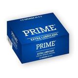 Preservativos Prime Extra Lubricado! X72u En Tiras!
