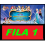 Entradas Disney On Ice Super Pullman A Fila 1 - Calif. 100%