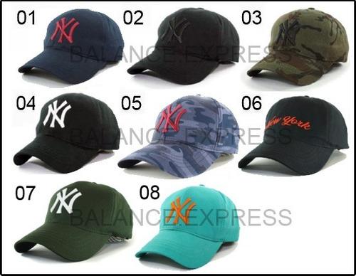 936f817370998 Gorras Visera Larga Trucker Nueva York Ny Bordadas en venta en ...