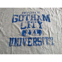 Remera Batman Gotham City University
