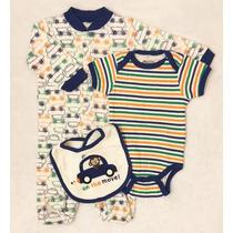 f5dba7cfe Busca Conjunto azul de algodon para bebe de 3 a 6 meses con los ...