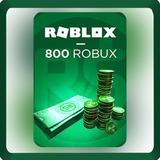 Roblox: 800 Robux | Entrega Al Instante | Giftcity