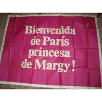 Afiche Original De Calle Jabón Princesa De Margy 110x145