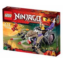 Lego Ninjago 70745 Demoledor Anacondrai Original Mundomanias