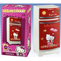 Heladera Magica Hello Kitty Princesas Barbie Original De Tv