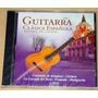 Antonio De Lucena Guitarra Clasica Española Cd Nuevo Sellado