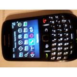 Blackberry Curve 8520 Liberado!