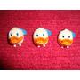 Sobrinos Del Pato Donald, Usos Diversos. Lote X 3 Unid