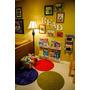 Organizador Revistas Libros Juguetes Dormitorio Mueble Deco