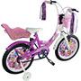 Bicicleta De Nena R 14 Carolina Full Necchi