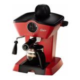 Cafetera Oster Bvstem4188 Roja 220v