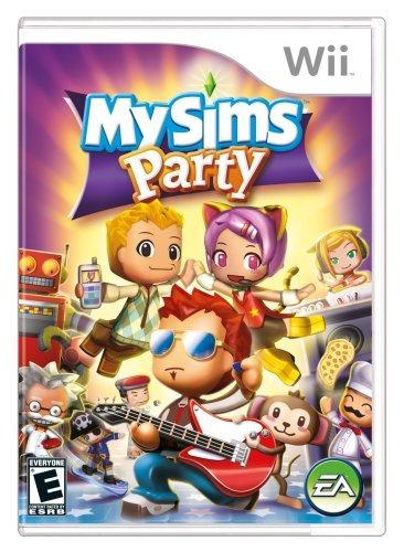 Electronic Arts-mi Fiesta De Los Sims