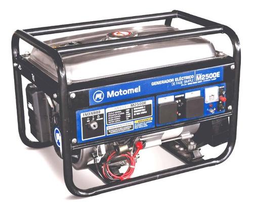 Generador Portátil Motomel M2500e 2200w Monofásico 220v