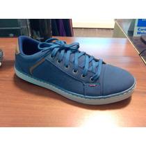 Zapatilla Zapato Vanner Zs310 Azul Marino