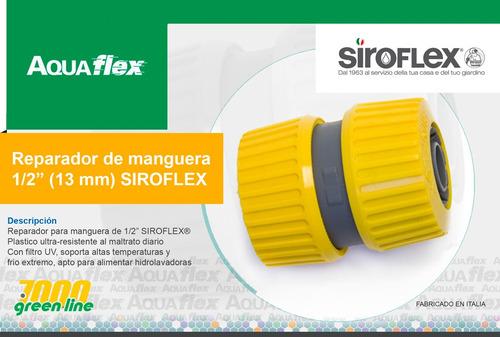 Reparador Union De Manguera 1/2' Siroflex 7480 Aquaflex