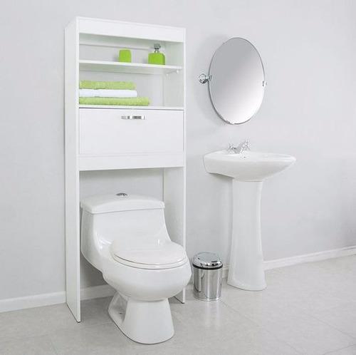 Estanterias para encima del wc top baos de estilo por cris nunes arquiteta with estanterias - Mueble para encima del inodoro ...