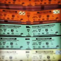 Entradas/tickets/boletos De Seguridad  Para Eventos