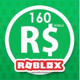 160 Robux Del Juego Multijugador Roblox Para Crear Mundos 3d