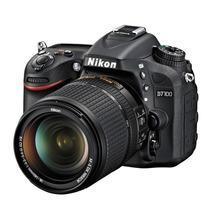 Camara Reflex Nikon D7100 Kit Lente 18-140mm 24mp Dx Full Hd