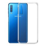 Samsung Galaxy A7 2018 Vidrio + Funda!!! Triple Camara