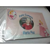 Láminas Comestibles Con Fotos Para Tortas. Princesas