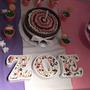 Letras Huecas Corporeas 3d Para Rellenar Cumples Candy Bar