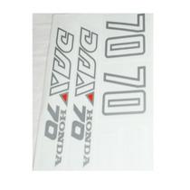 Calco Original Dax 70 Honda