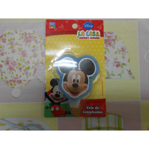 Blister Vela Disney Mickey