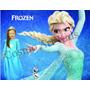 Disfraces De Princesas, Frozen, Aurora, Jazmin, Etc