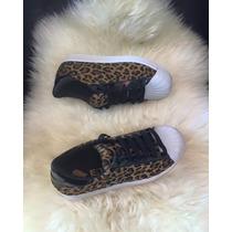 Zapatillas Mujer Animal Print