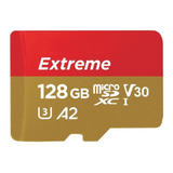 Tarjeta De Memoria Sandisk Sdsqxa1-128g-an6ma Extreme Con Adaptador Sd 128gb