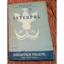 Interpol - M. Sicot- Biblioteca Policial