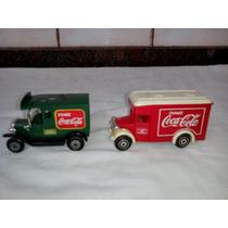 Camiones Camioncitos Coca Cola Coleccionar